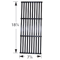 Matte cast iron cooking grid for Outdoor Gourmet, Shinerich brand gas grills