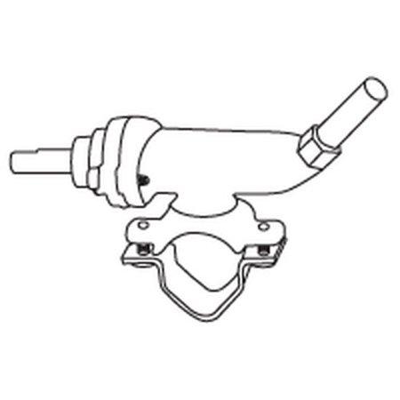 Brass valve for Nexgrill, Turbo brand gas grills