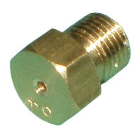 5mm dia orifice for flame-thrower valves