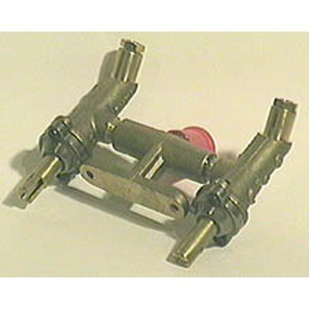 Brass valve for Charmglow, Sunbeam, Vidalia brand gas grills