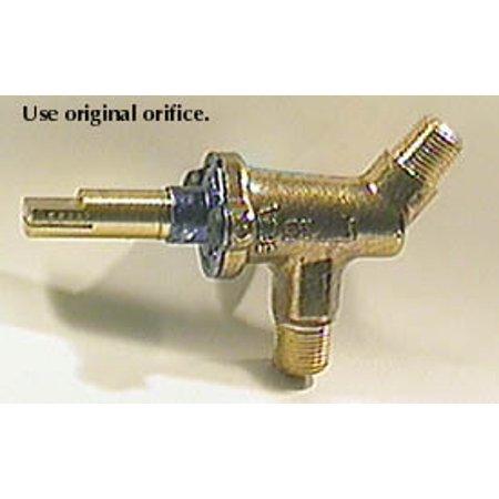 Brass valve for Ducane brand gas grills