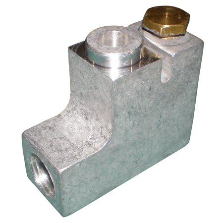 Aluminum valve for Charmglow, Ducane, Sunbeam brand gas grills