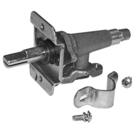 Brass valve for Brinkmann, Charmglow brand gas grills