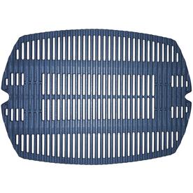 matte cast iron cooking grid; Weber; 15.375 x 21.375