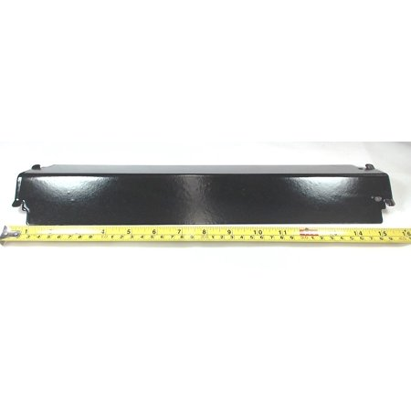 Porcelain steel heat plate for Charbroil, Kenmore, Thermos, XPS brand gas grills