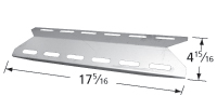 Porcelain steel heat plate for Coleman, Sonoma, Surefire, Tuscany brand gas grills