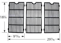 Matte Cast Iron Cooking Grid for Centro, Cuisinart Brand Gas Grills