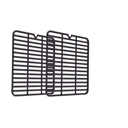 matte cast iron cooking grid; Charbroil,Kenmore,Master Chef; 13.625 x 28.25