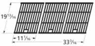 Gloss cast iron cooking grid for Perfect Flame brand gas grills