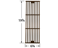 Matte Cast Iron Cooking Grid for Permasteel Brand Gas Grills