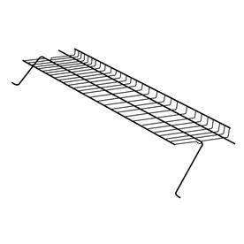 Chrome steel wire warming rack for Napoleon brand gas grills