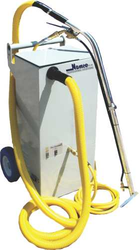 Scooter Cub Cleaning Machine and Wet/Dry Vac