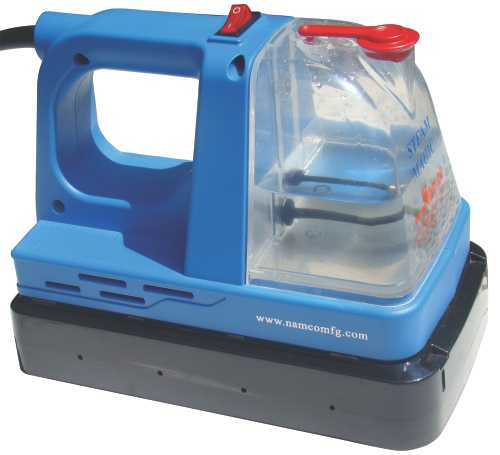 Steam Away Iron Carpet Cleaner