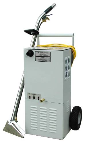 SCOOTER JR CARPET CLEANING MACHINE WITH WAND