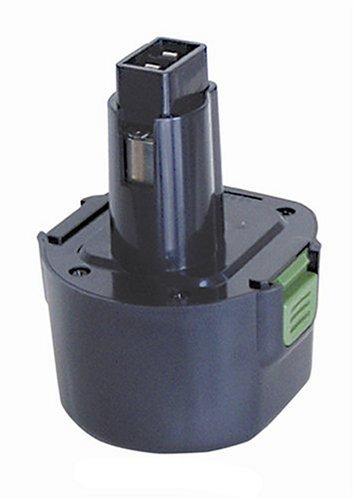 Cordless Power Tool Battery for DeWalt 9.6V 1.4Ah Ni Cd