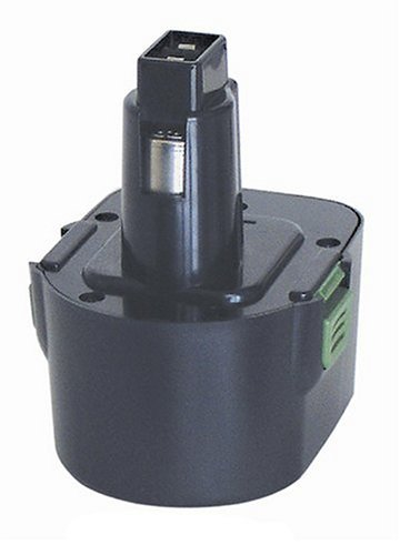 Cordless Power Tool Battery for DeWalt 12.0V 1.4Ah NiCd