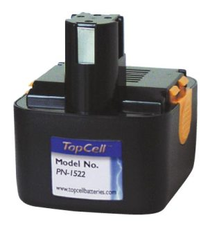 Cordless Power Tool Battery for Panansonic 15.6V 2.2Ah NiCd