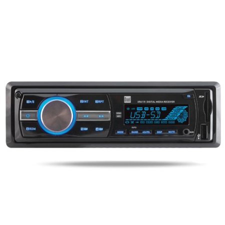 Dual AM/FM Receiver Mechless Receiver Remote