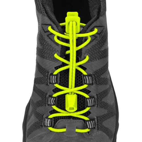 Nathan Run Laces, Safety Yellow