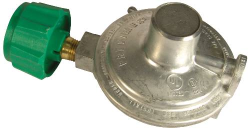 LOW PRESSURE REGULATOR WITH TYPE 1 ACME FITTING