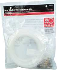 ICE MAKER POLY INSTALLATION KIT, 25 FT., LEAD FREE