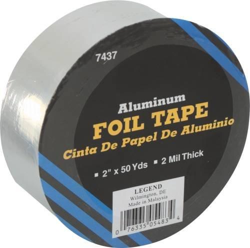 """ALUMINUM FOIL TAPE 3"""" X 50 YD."""