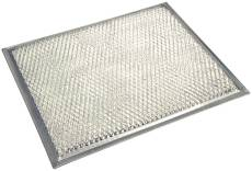 ALUMINUM RANGE HOOD FILTER, 8-1/4X11-1/4X3/8 IN. FITS NUTONE�, VENTRICA�, KITCH-N-VENT�