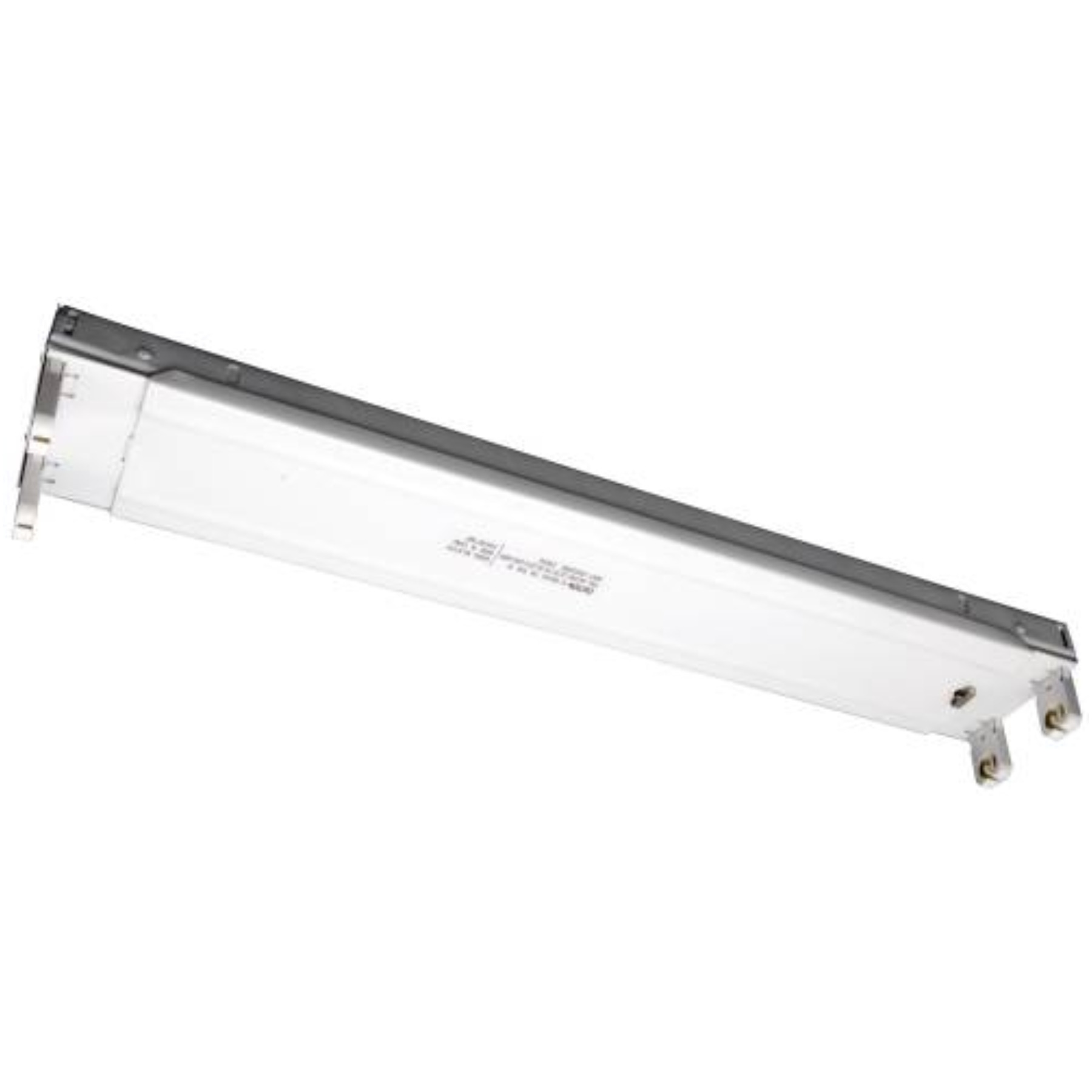DOUBLE FLUORESCENT STRIP LIGHT 24 IN.