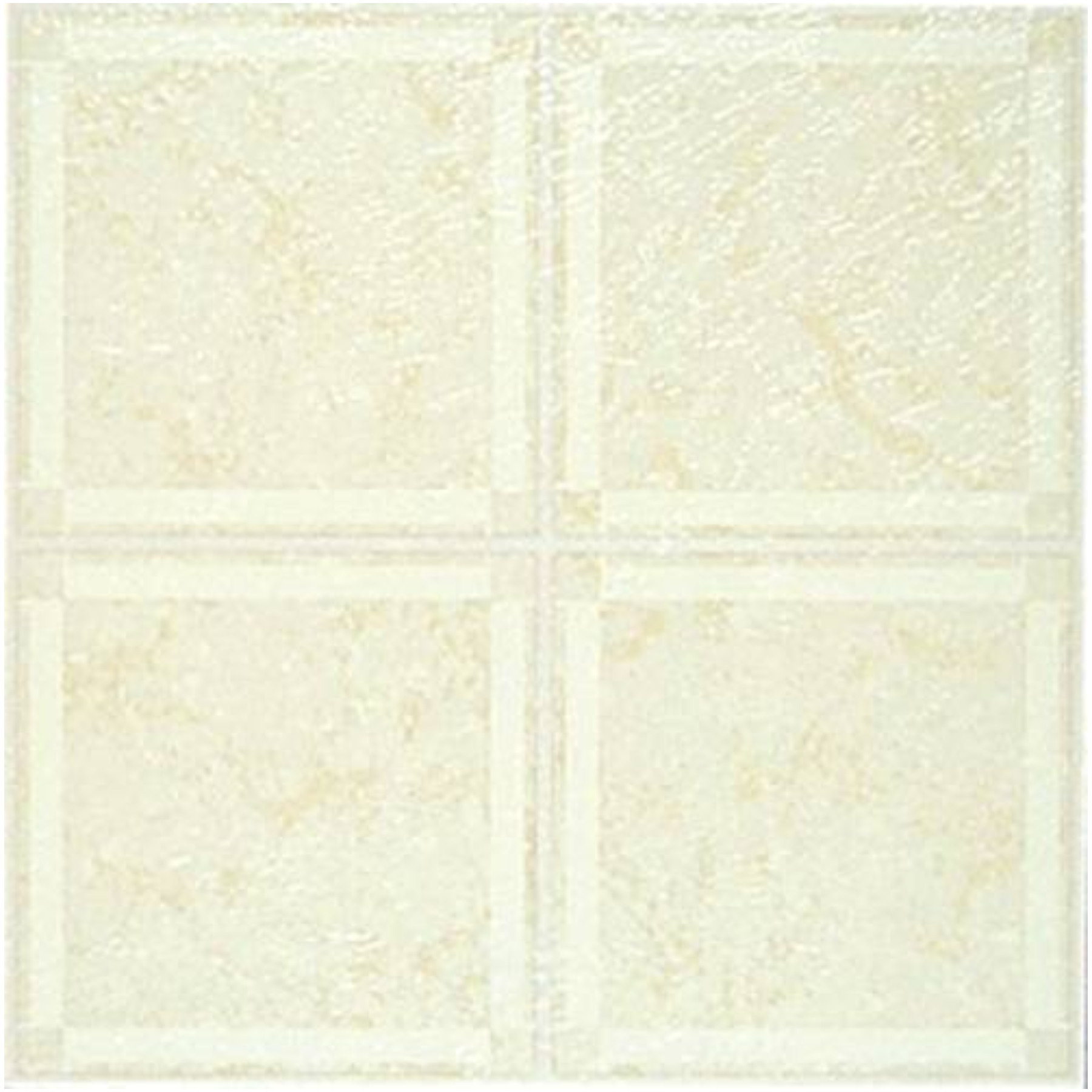 Winton Self-Adhesive Floor Tile, 12X12 In., 1.1 mm, Beige