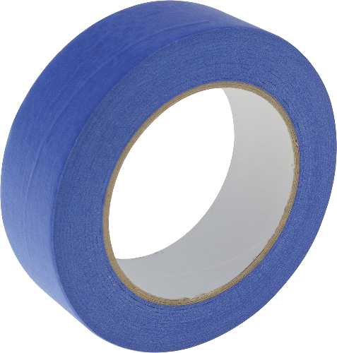 BLUE TAPE 1-1/2 IN. X 60 YD.