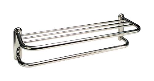 TOWEL SHELF 24 IN. CHROME