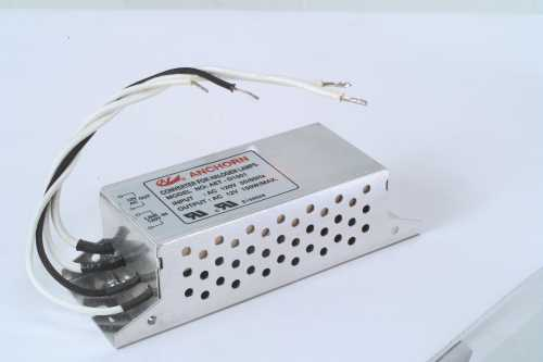 LOW VOLTAGE ELECTRONIC TRANSFORMER 150 WATT