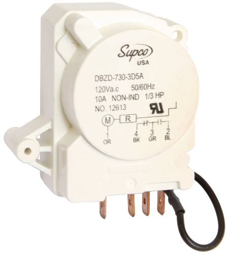 DEFROST TIMER FOR WHIRPOOL� WR9X363