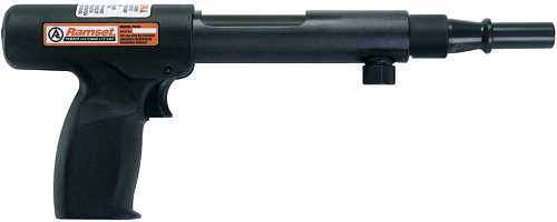 RAMSET TRIGGER OPERATED POWDER ACTUATED PISTOL GRIP POWDER DRIVER .22 CALIBER