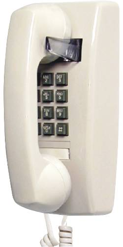 WALL TELEPHONE BEIGE