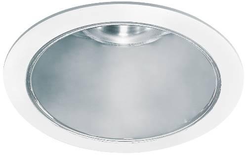 """Recessed Trim 6"""" Step W/Fresnel Lens White"""
