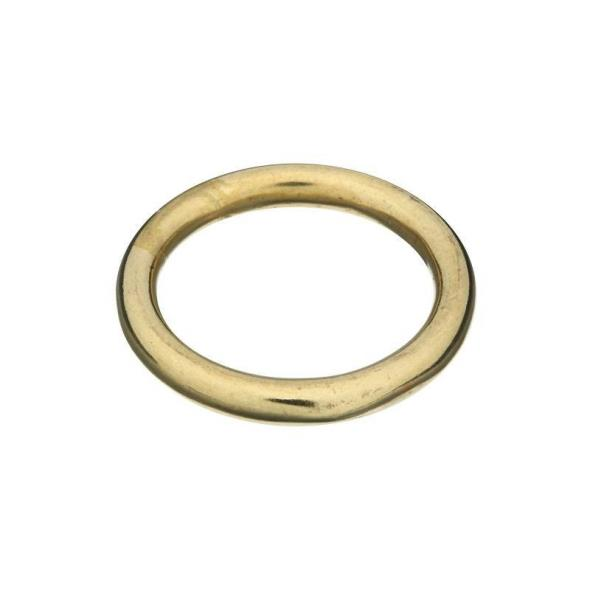 RING SOLID BRASS 1-1/4IN