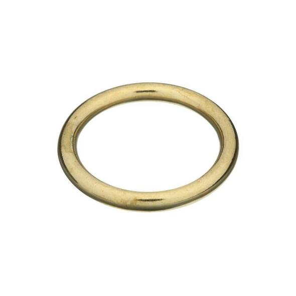 RING SOLID BRASS 1-1/2IN