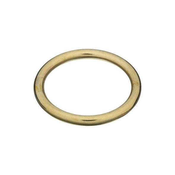 RING SOLID BRASS 1-3/4IN