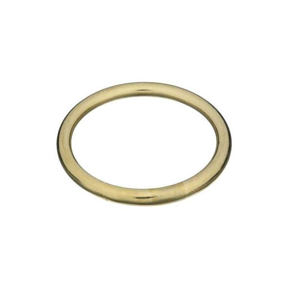 RING SOLID BRASS 2IN