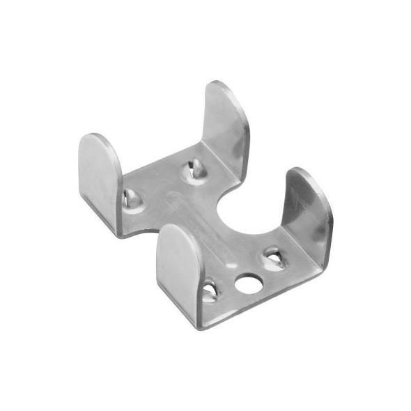 CLAMP ROPE ZN PLT 3/8IN-1/2IN