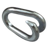 LINK LAP ZINC PLATED 3/16IN