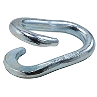 LINK LAP ZINC PLATED 1/2IN