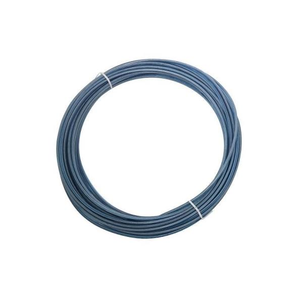 2574BC 50 FT. BU COATED WIRE