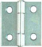 V518 1-1/2 ZN TP LN HINGES