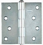 504Bc 4X4 Zinc Loose Pin Hinge
