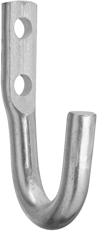 2053Bc 2 In. Zinc Tarp / Rope Hook