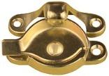 V600 BB CRESCENT SASH LOCK