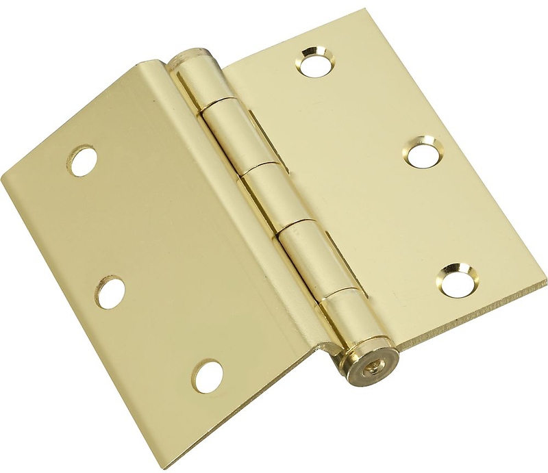 453 3-1/2 HALF-SURFACE HINGE