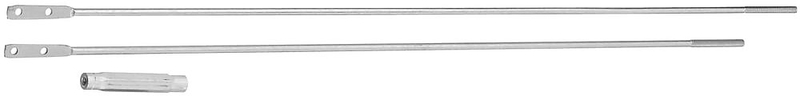 V195 42 In. Zinc Screen Door Turnbuckle